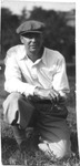 Cam Henderson, probably at Davis and Elkins College, 1935