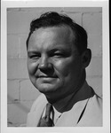 Kerr Whitfield, Marshall College football business manager, ca. 1942