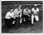 Marshall coaches: Sam Clagg, Herby Royer, Dan Wickline, Ed Prelaz