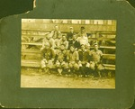 Waynesburg Academy baseball team, 1909