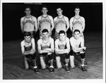 Marshall College basketball team, 1937