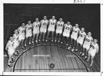 Marshall College basketball team, 1952