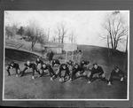 Glenville Normal School football squad, 1910