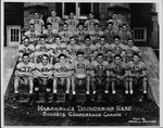Marshall College football team, Buckeye Conference Champs, 1937