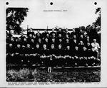 Muskingum College football team, 1920