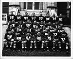 Marshall College football team, ca. 1947-48,