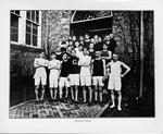 Glenville Normal School's track team, ca. 1910