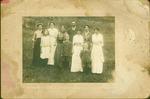 John Henderson family, ca. 1914