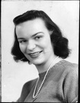 Camille Henderson, daughter of Cam Henderson, ca. late 1940's