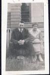 Cam and Roxie Henderson, Bristol, W.Va., 1917 or 1918