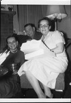 Cam, Roxie and Camille Henderson, ca. 1950's