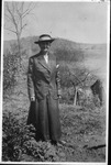 Lora Bell, mother of Farley Bell, 1918