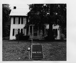 Bell family home, north of Glenville, W.Va.