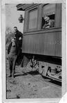 Farley Bell, Richard Sturm & Russ Wright, Spencer, W.Va., ca. 1910