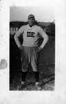 Farley Bell while at Davis & Elkins College, ca. 1923-1925