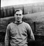 Farley Bell, coach at Victory High School, Clarksburg, W.Va., ca. 1920's