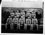 Victory High School, Clarksburg, W.Va., basketball team, ca, 1933