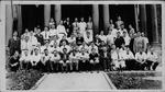 Davis & Elkins College coaching school, Elkins, W.Va. YMCA, ca. 1931
