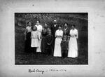 John Henderson family, Rock Camp, W.Va., 1913 or 1914