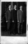 Cam Henderson's triplet cousins, ca. 1920