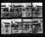 First Salem College footbal players, 1916