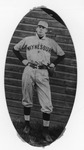 Cam Henderson as Waynesburg College first baseman, 1910
