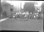 Unidentified African-American women's group, Huntington, WV