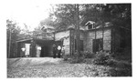Main lodge at Camp OYO, near Friendship, Ohio