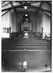 Ebenezer Methodist Church interior, Huntington, WV
