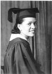 Marjorie Brown, graduation picture