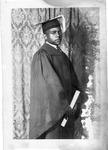 Asberry Allen graduation photo