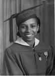 Anna Barnes, graduation photo