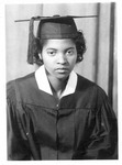 Mildred Baker, graduation photo