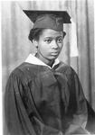 Joyce Belton, graduation photo