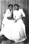 Joan and Faye Rose Davis