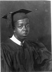 Harold Dawson, graduation photo