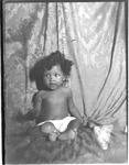 Eva Farrow, baby picture, 1642 Artisan Ave.