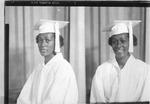 Frances C. Hightower, graduation photo