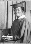 Sylvia Howell, graduation photo