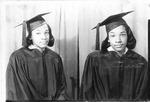 Margaret Gipson, graduation photo