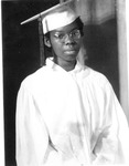 Mary Gill, graduation photo
