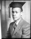 Charles Jennings, graduation photo