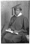 Katherine Moore, graduation photo