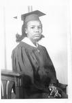 Gladys Price, graduation photo