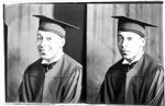 Robert Ramsey, graduation photo