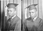 Sam Smith, graduation photo