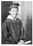 Selma Taylor, graduation photo