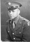 Raymond Viar, in US Army uniform