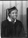 Estella Wilkins, graduation photo