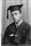 Charles Wimms, 212 Levine St., Williamson WV, graduation photo